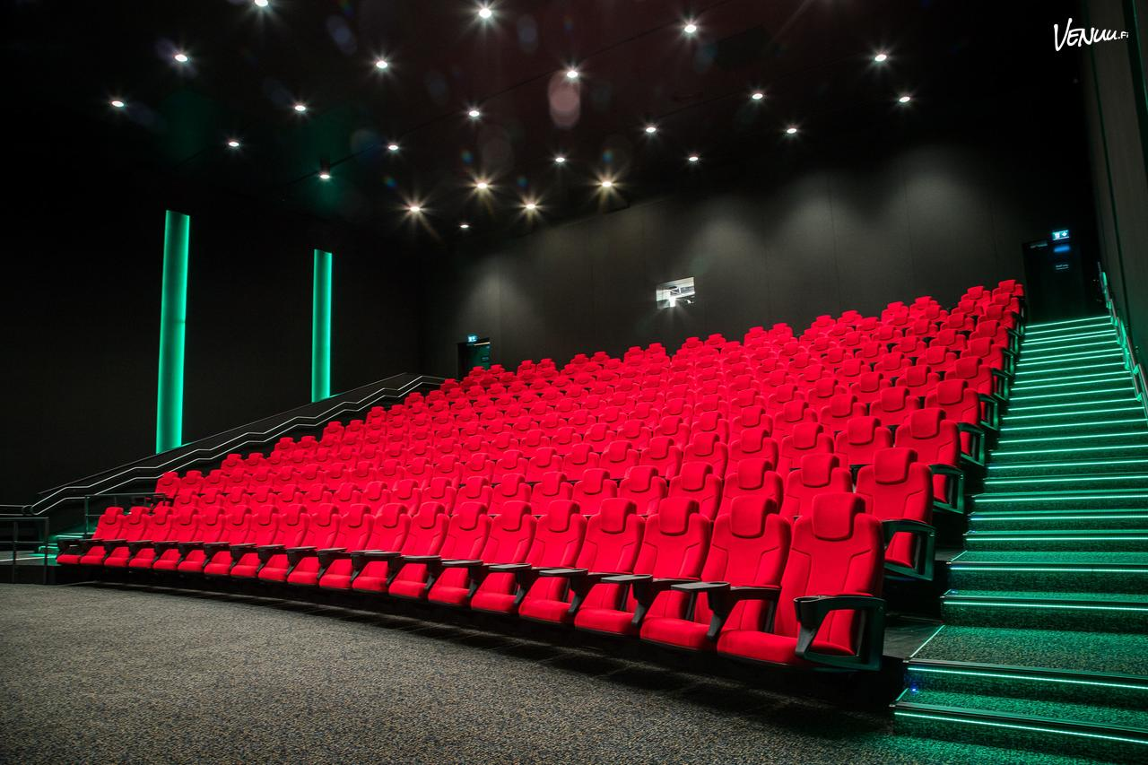 Finnkino Itis Muut Salit View Images And Book Easily Venuu Fi