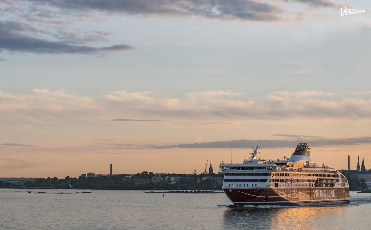Viking Line Nuuska Valikoima